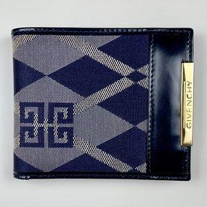 Rare Givenchy Bifold Wallet